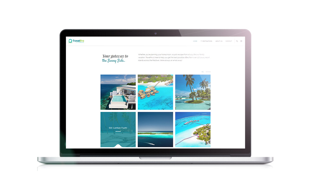 travelpro-website-homepage